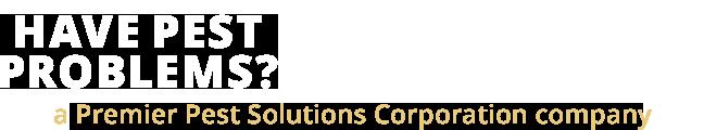 A Premier Pest Solutions Company Logo